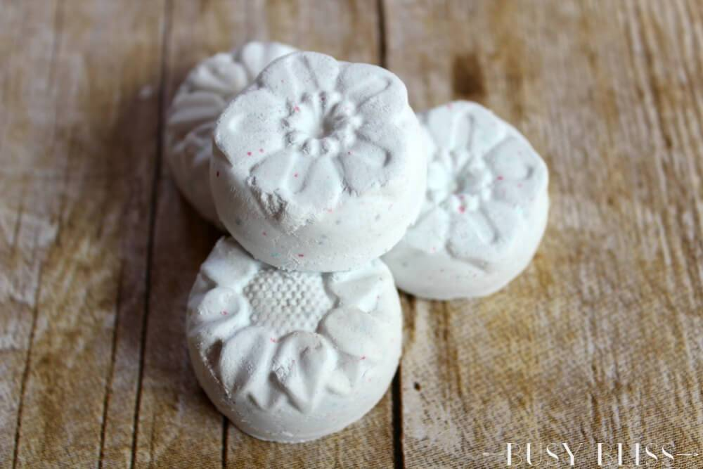 Post-Holiday Treat: Shower Soothers