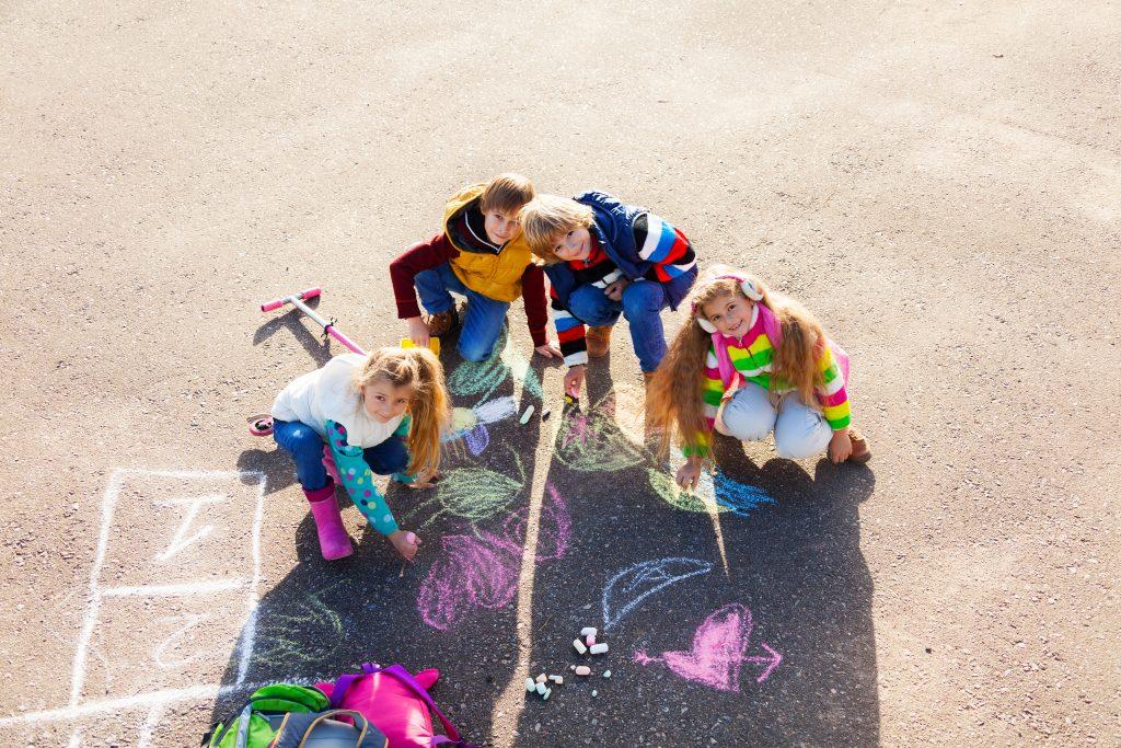 Scented Sidewalk Chalk